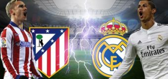Prediksi Atlético Madrid Vs Real Madrid 11 May 2017