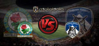 Prediksi Blackburn Rovers Vs Oldham Athletic 10 februari 2018