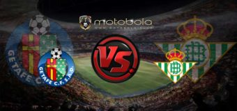 Prediksi Getafe Vs Real Betis 3 April 2018