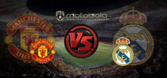 Prediksi Manchester United Vs Real Madrid 1 August 2018