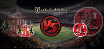 Prediksi Sunderland Vs Fleetwood Town 8 September 2018